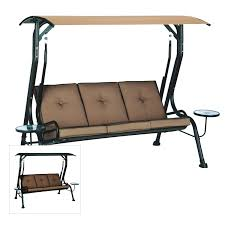 Sears Patio Swing Replacement Cushions by Replacement Canopy For La Porch Swing Garden Winds