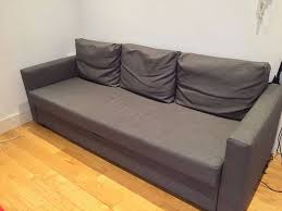 sofas click clack couch ikea couch bed ikea friheten