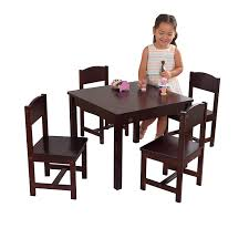 Amazon.com: KidKraft Farmhouse Table And Chair Set: Toys & Games Kids Round Table Set Tyres2c Children39s White And Chairs Personalized Play Hayneedle Best Rated In Chair Sets Helpful Customer Reviews Springs Hottest Sales On Kidkraft Storage 2 Kidkraft Bench Fresh Star And Shop Avalon Ii Free Shipping Exciting Kitchen Card Gumtree Small Rattan Multiple Colors Pink Farmhouse Beautiful New Sturdy Table With Four Chairs Beyondborders 15 Benches For Child S Wooden