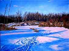 cours de peinture en ligne choisir le bon format de toile