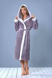 robe de chambre capuche robe de chambre capuche 10 avec best 25 peignoir polaire femme ideas