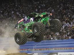 100 Monster Truck Horsepower All The Coolest Trucks You Will See At Jam In Miami Miami