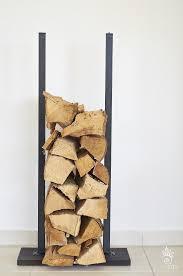 kaminholz regal selber bauen cheminee holz diy