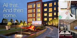 100 Square One Apartments In Fairfax Vienna VA Halstead At