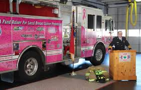 100 Pink Truck EnkaCandler Fire Saves Lives With Big The 828