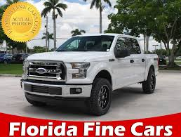Used 2015 FORD F 150 Xlt Supercrew 4x4 Truck For Sale In MARGATE, FL ... 2004 Toyota Tacoma Xtra Cab Sr5 1 Owner For Sale At Ravenel Ford Used 2016 F 150 Xlt Truck For Sale In Ami Fl 84797 Craigslist Ocala Fl Cars By Owner User Guide Manual That Easy Milton Pensacola Buick Gmc Dealer Mckenzie Motors Forestry Bucket Trucks For Sale Florida Best Resource Premium Center Llc Fort Walton Beach Destin And Crestview 2005 Grove Tms 500e Crane Haines City On 1950 3100 Pickup Frame Off Restoration Real Muscle Grand Junction Co By Private Lakeland Ford Lifted Serving Bartow Brandon Tampa