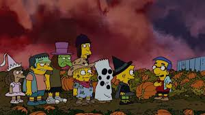 Lloyd Banks Halloween Havoc 2 Genius by Review The Simpsons U2013 Treehouse Of Horror 16 20 Kevinfoyle