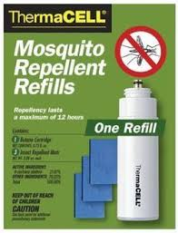 Thermacell Mosquito Repellent Patio Lantern Refills by Thermacell Mosquito Repellents Rid A Critter Inc Trapping Supplies