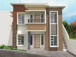 100 Housedesign Simple House Design With Second Floor More Picture Simple