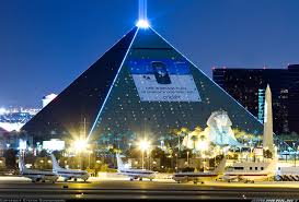 Luxor Casino Front Desk by Janet Fleet And The Las Vegas Pyramid Luxor And Vegas