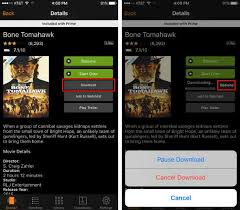 How to Amazon Prime movies to iPhone and watch offline