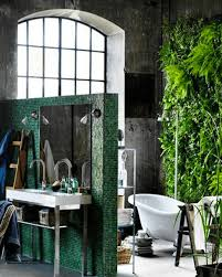 Plants In Bathroom Images by Wood In Bathrooms