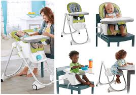 Fisher-Price 4-in-1 Total Clean High Chair $80.25 (Lowest Price)