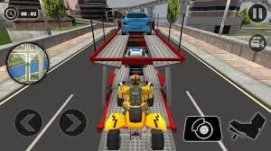 100 Truck Games 365 Vehicle Transporter Trailer Game KIDS YouTube