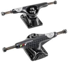 Tensor Mag Light Uber Slider Mullen Lo Skateboard Trucks - 5.0 ...