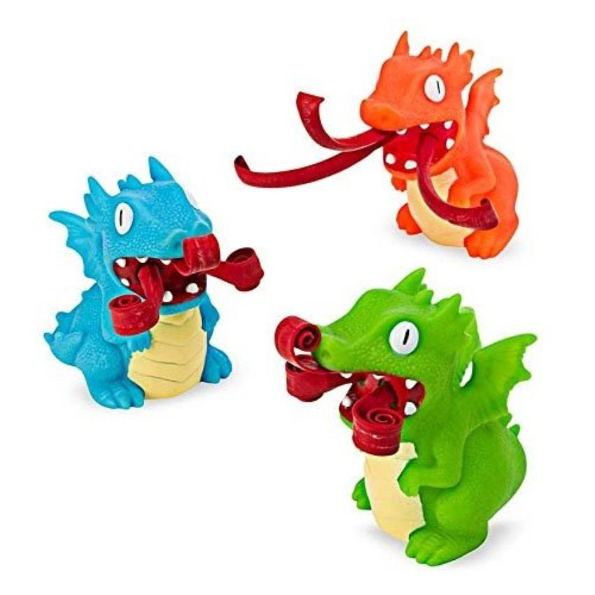 Tobar Curly Pop Dragons Toy - Assorted