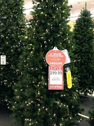 12 Prelit Christmas Tree 9 Ft At Hobby Lobby Slim Led With Regard