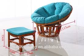 Microsuede Folding Saucer Chair by Rattan Mamasan Chair With Microsuede Cushion Buy Rattan Mamasan