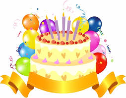 Party clipart birthday cake 2