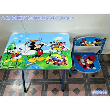 CCL A-19 TABLE W/CHAIR MICKEY MOUSE Delta Children Ninja Turtles Table Chair Set With Storage Suphero Bedroom Ideas For Boys Preg Painted Wooden Laptop Chairs Coffee Mug Birthday Parties Buy Latest Kids Tables Sets At Best Price Online In Dc Super Friends And Study 4 Years Old 19x 26 Wood Steel America Sweetheart Dressing Stool Pink Hearts Jungle Gyms Treehouses Sandboxes The Workshop Pj Masks Desk Bin Home Sanctuary Day