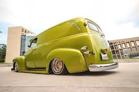 100 1948 Chevy Truck Panel Unbreakable