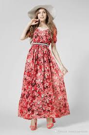 summer long dresses with short sleeves bella forte glass studio