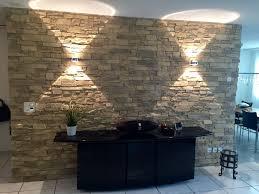 steinoptik wohnzimmer wandgestaltung steinoptik steinwand