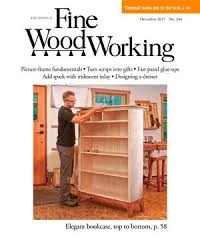 Fine Woodworking 264 Preview