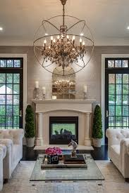 formal living room ideas living room transitional with chandelier