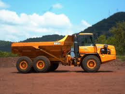 Articulated Dump Trucks (ADT's) – Octo Plant Hire