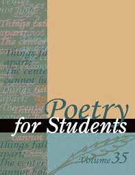 Poetry For Students Volume 35