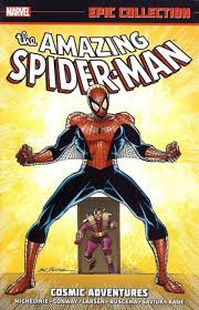 Marvel Comicss The Amazing Spider Man Epic Collection TPB 20