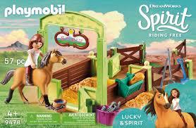 playmobil 9478 lucky spirit