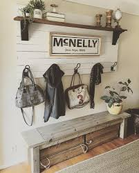 Rustic Farmhouse Entry
