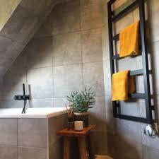 exklusive design heizkörper badezimmer edelstahl für stil