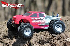100 Brushless Rc Truck Review Helion Invictus 10MT 4wd Monster