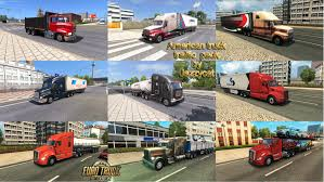 AMERICAN TRUCK TRAFFIC PACK BY JAZZYCAT V1.1 For ETS2 -Euro Truck ... American Truck Simulator Pc Dvd Amazoncouk Video Games Expectations Page 2 Promods Uncle D Ets Usa Cbscanner Chatter Mod V104 Modhubus American Truck Traffic Pack By Jazzycat V17 Gamesmodsnet Fs17 Trailer Shows Trucking In The Gamer Vs Euro Hd Youtube Mega Pack Mod For Kenworth K100 Ets2 126 Ats 15x All Addons From Kenworth W900a Mods Patch T908 122 Truck Simulator Uncle Cb Radio Chatter V20