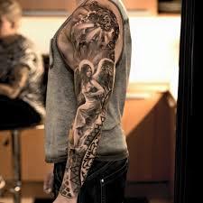 15 Religiously Symbolic Tattoos By Niki Norberg