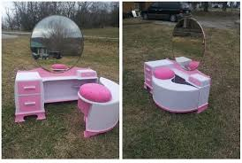 Waterfall Vanity Dresser Set by My Pretty Baby Cried She Was A Bird Don U0027t Paint Your Antique