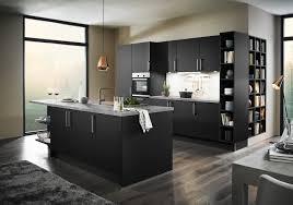 schwarze küchen küchentrends in schwarz küche co