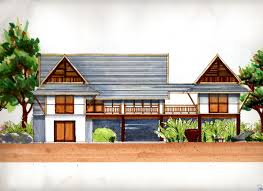 100 Modern Thai House Design Interior Land