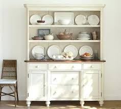 Dining Room Hutches Perfect White Buffet With Top Best Hutch Ideas On Painted Or Sideboard Marble