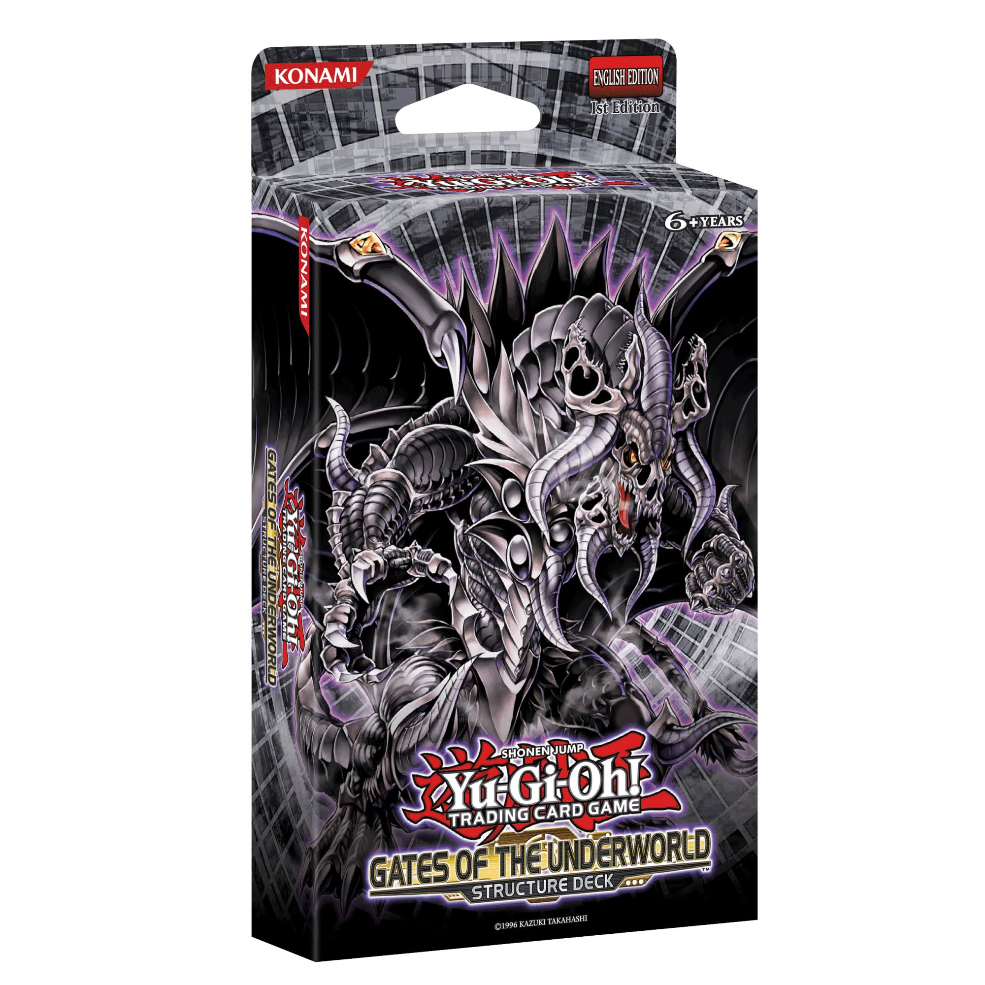 Yu-Gi-Oh! Structure DECK:GATES of The Underworld
