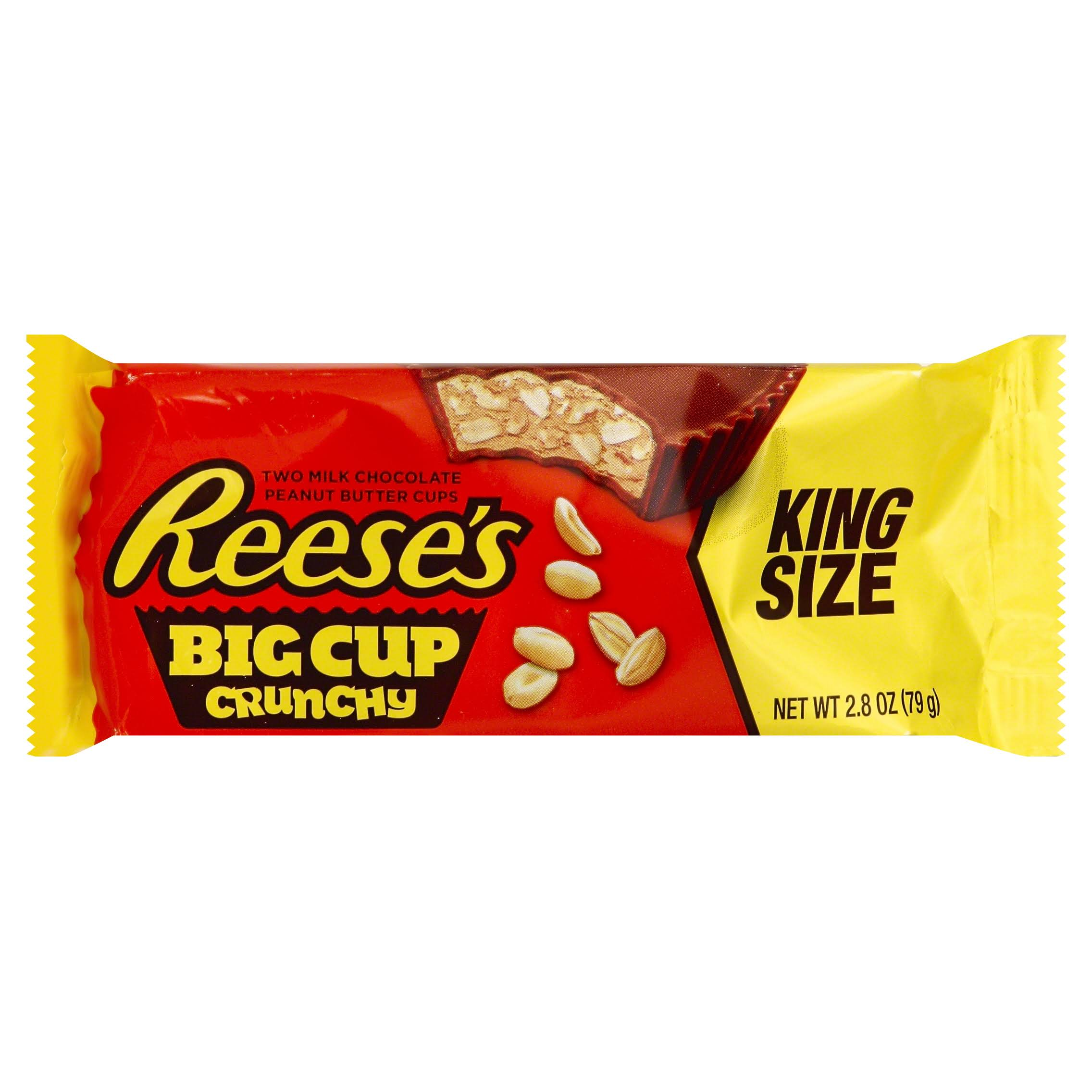 Reese's Peanut Butter Big Cup - Crunchy, 79g