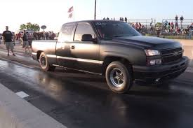 Video: Thousand Horse Turbo Sleeper Silverado Rips Up The Track ... Stock 2011 Chevrolet Ck1500 Truck Silverado Extended Cab 4wd 14 Watch A Chevy Hd Drag Race Ford Super Duty Drag Trucks Page 2 Performancetrucksnet Forums Howie Long Races 3500hd Against Sunday 5 Trucks Utes And Ute C10 Suspension Street Tech Magazine Trent Willson Radical Classic Racing San Antonio Bangshiftcom Ebay Find Readytogo 2001 Faest 99 Ext Na Youtube Compare 2018 Ram 1500 Vs F150 2009 Hybrid Review Ratings Specs