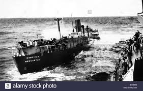 Pictures Of The Uss Maine Sinking by Boat Sinking Black And White Stock Photos U0026 Images Alamy