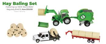 100 Toy Farm Trucks And Trailers Big Country S For Play And Collection