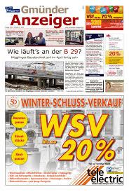 der gmünder anzeiger kw 06 by sdz medien issuu
