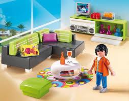 playmobil 5584 city wohnzimmer