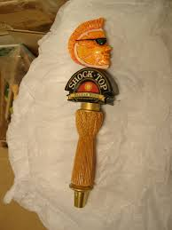 Shock Top Pumpkin Wheat by Amazing Tap Handles February 2012